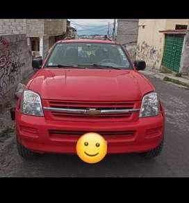 Se Vende Camioneta D-max Roja 4x4