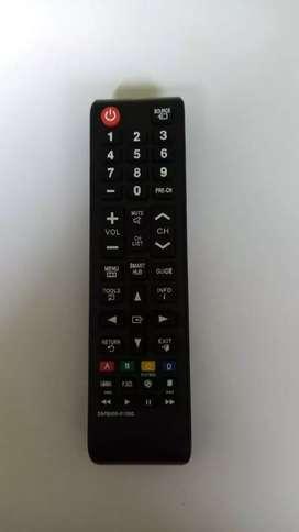 Control remoto TV Samsung led