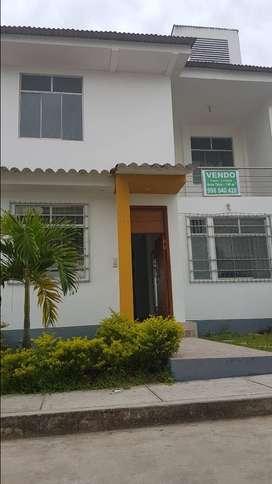 Vendo Casa de 2 pisos en el distrito de Morales , provincia de San Martin , Perú
