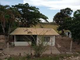 Se vende casa campestre o permuta por casa en Villavicencio