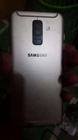 Vendo o Cambio Samsung Galaxy A6+