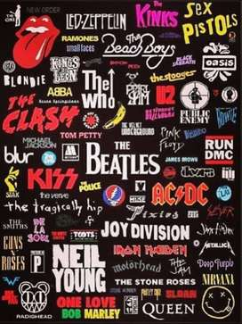Colección MP3 Rock, Pop, Disco