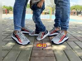 Calzado Nike 720 Papá Mamá E Hijo.