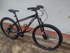 Bicicleta gw lynx con poco uso