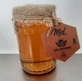 Miel 100% natural y artesanal