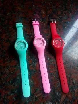 Reloj de colores