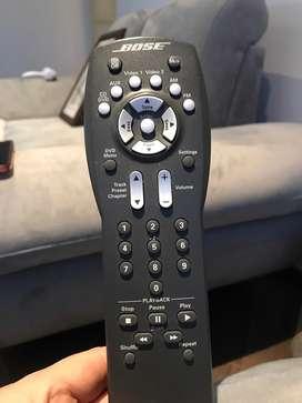 Control remoto Bose home teather