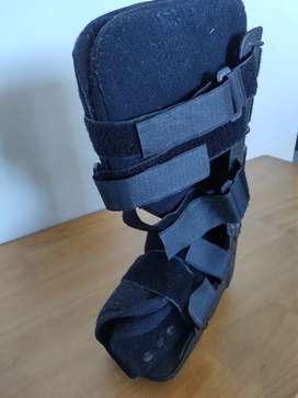 Bota para terapia de fractura