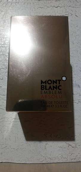 Perfume  MONT BLANC EMBLEM ABSOLU