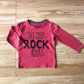 Remera yamp! Talle 2 años