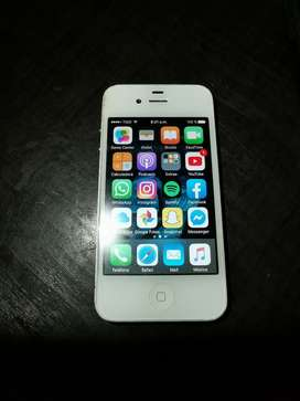iPhone 4s de 64gb vendocambio