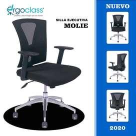 SILLAS DE OFICINA ERGOCLASS - Lo mejor para tu oficina, negocio u hogar, HOME OFFICE