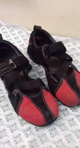 Zapatillas de danza Jazz sansha Usadas Importadas (para un 36)