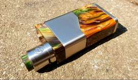 Vendo V4per Wismec Luxotic NC Guillotine v2 RDA