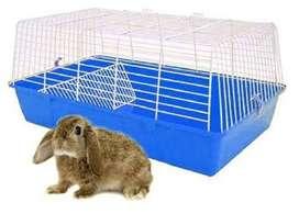 Jaula PARA Conejo y Cobayos