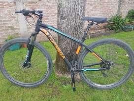 Bicicleta top mega thor mountain bike