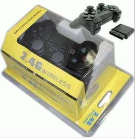 Control PS2 Inalámbrico PS3, PS4