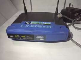 Moden routers linksus