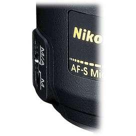 Lente Nikon 60mm