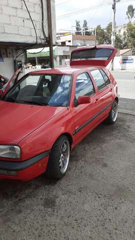 VENDO HERMOSO GOLF FULL 95