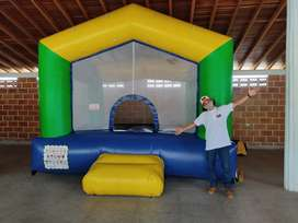 Castillos inflables medellín fiestas infantiles payasos magia