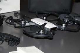 Drone DJI Spark + 3 Baterias + Control + Bolso