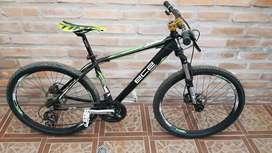 Vendo bicicleta EC2 aro 26