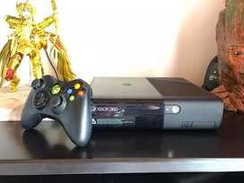 Xbox 360 + 1 control + 33 juegos