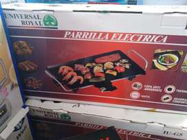 Parrilla Electronica