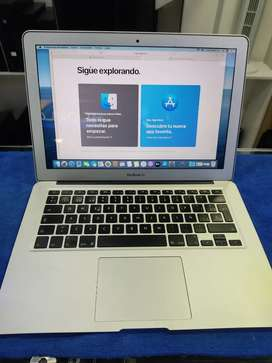 MacBook Air 13 Modelo 2012 Core i5 de 1.8 GHz, Memoria Ram 4gb, 128 GB SSD, 730 Ciclos Impecable, Factura legal