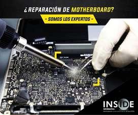 Reparación de Placas de Laptop y PC