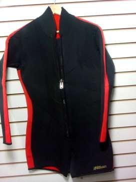 Traje de Buceo Neopreno tipo chaqueta traje de Agua