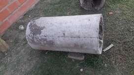 Caños de cemento... 1 metro