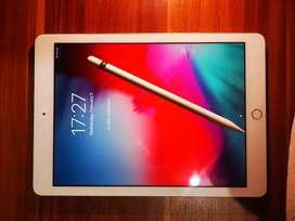 Ipad 6th generation 128GB, apple pencil y protector