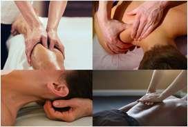 Curso de masajes descontracturantes, deportivos y sedativos. Dictado por Kinesiólogos. Intensivo de verano 2020