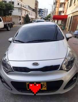 Vehículo Kia Rio