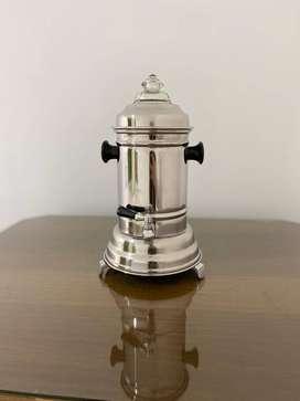 Greca antigua pequeña / Mini greca / Cafetera antigua / Mini cafetera vintage