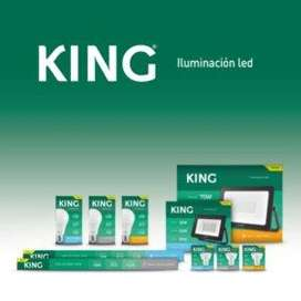 Proyectores led KING