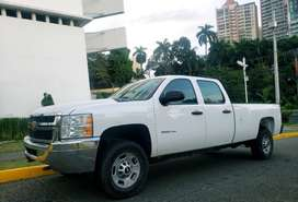 CHEVROLET SILVERADO HD 2500 DOBLE CABINA