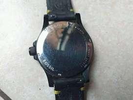 Reloj fossil de hombre