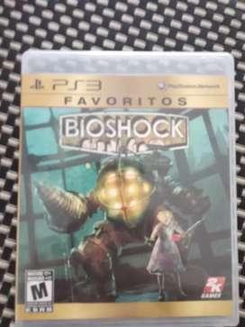 BioShock Playstation 3 fisico
