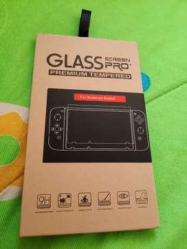 Protector pantalla vidrio templado nintendo switch lite 9H