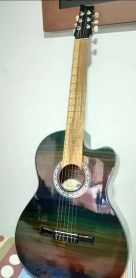Guitarra Acústica totalmente nueva
