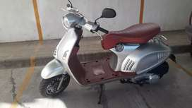 Scooter Exclusive Prima