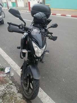Se vende moto pulsar Ns 200 modelo 2021 en perfectas condiciones papeles al día