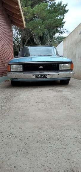 Vendo permuto Ford Falcon 81