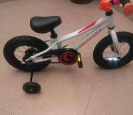 Bicicleta De Specialized Riprock Coaster 12 De Niña