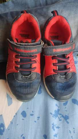 Tenis bubble Hummers talla 27 con luces