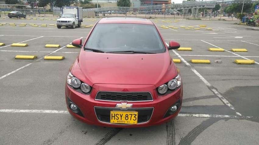 Chevrolet Sonic 0
