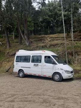 Venpermuto Sprinter 313 transporte especial, operación nacional